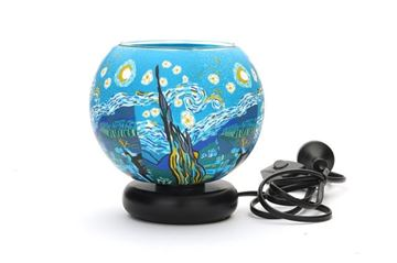 Picture of 15cm lamp starry night