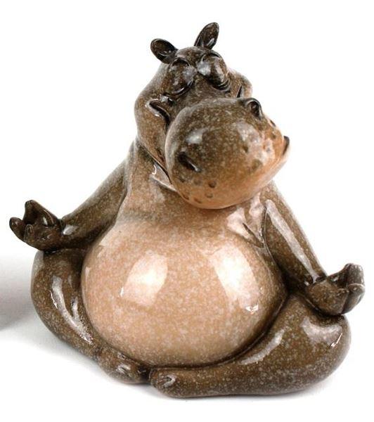 Picture of Wacky hippo zen