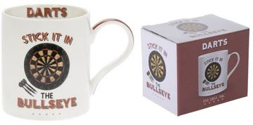 Picture of Darts mug