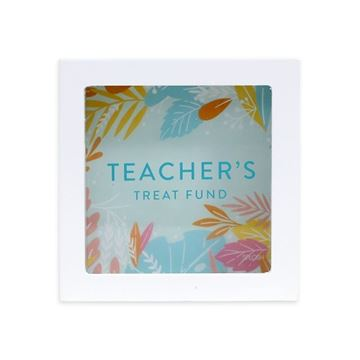 Picture of Teacher treat fund change box