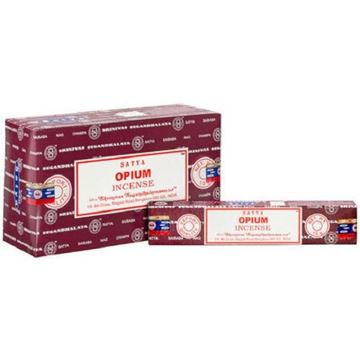Picture of Opium satya incense