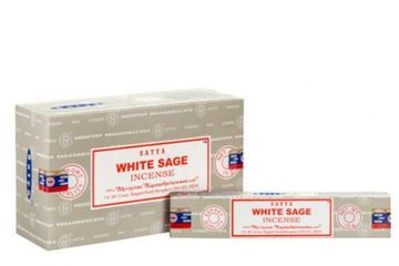 Picture of White sage satya incense