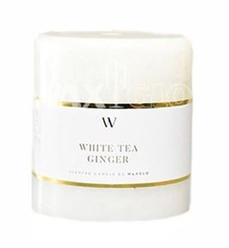 Picture of White tea & ginger candle