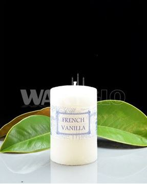 Picture of French vanilla 50x75mm candle