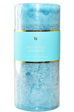 Picture of Waterlily seagrass candle