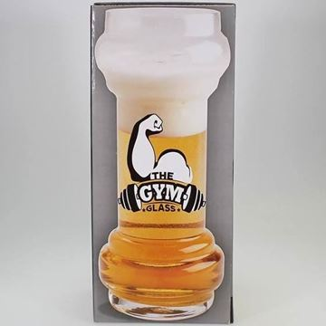 Picture of Dumbbell glass