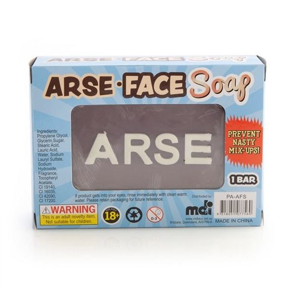 Picture of Arse/face soap