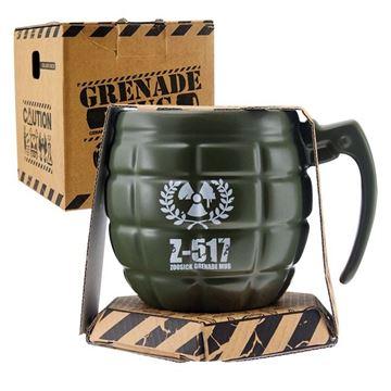 Picture of Grenade mug