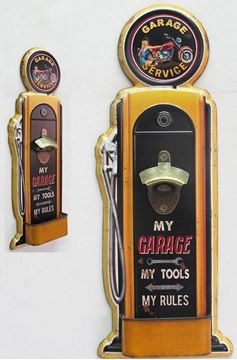 Picture of Petrol pump my garage