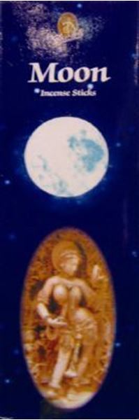 Picture of Moon incense 20gm