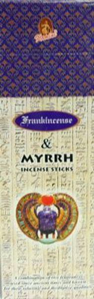 Picture of Frankincense/myrrh incense 20g