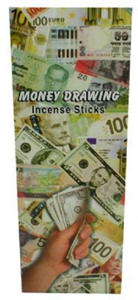Picture of Money drawing incense 20gm