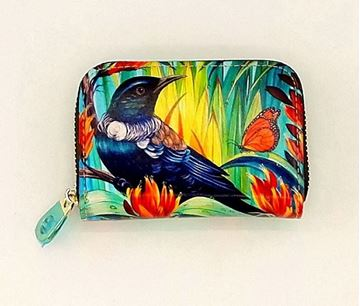 Picture of Tui butterfly card holder