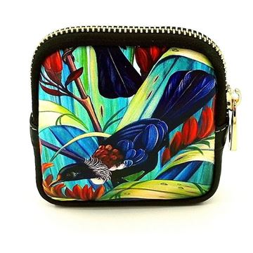 Picture of 2 tuis coin purse