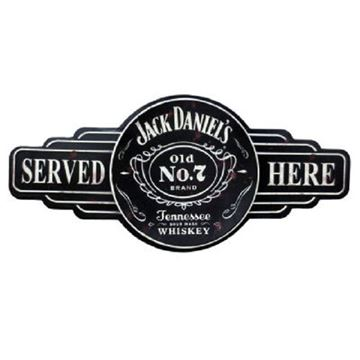Picture of Jack daniels wall plaque