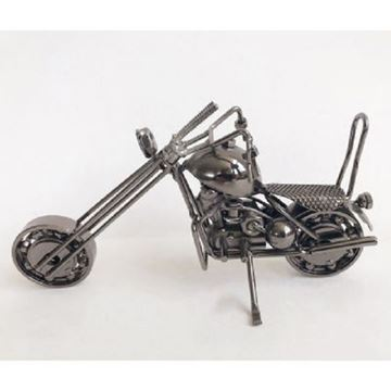 Picture of Chopper motorbike