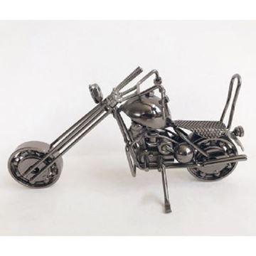 Picture of Chopper motorbike