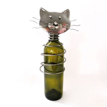 Picture of Cat bottle topper