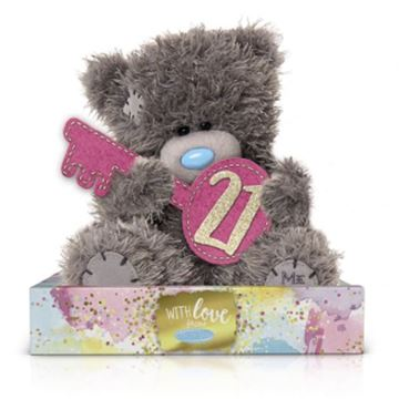 Picture of Me to you 21st birthday bear