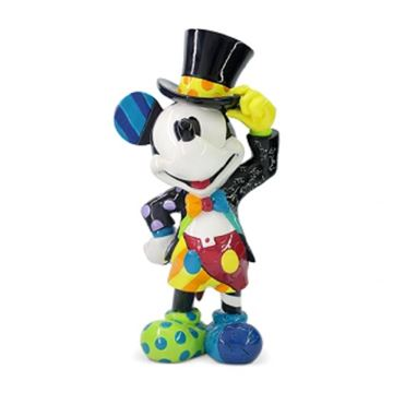 Picture of Mickey mouse with top hat
