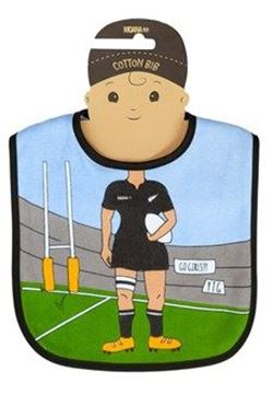 Picture of Bib rugby girl