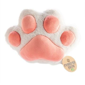 Picture of Cat paw cushion