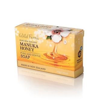 Picture of Manuka honey guest soap