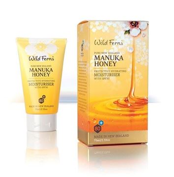 Picture of Manuka honey moisturiser w/SPF30