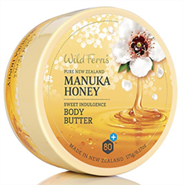 Picture of Manuka honey body butter