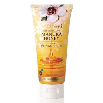 Picture of Manuka honey facial scrub