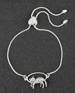 Picture of EQ cat friendship bracelet