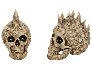 Picture of 23cm lost souls skull