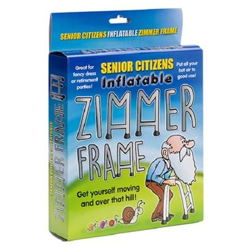 Picture of Inflatable zimmer frame