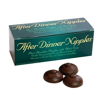 Picture of After dinner chocolate nipples