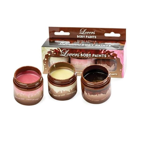 Picture of Chocolate lovers body paint