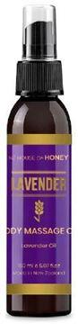 Picture of Lavender oil massage oil