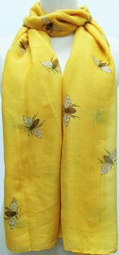 Picture of Bee scarf