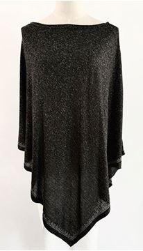 Picture of Diamante summer poncho