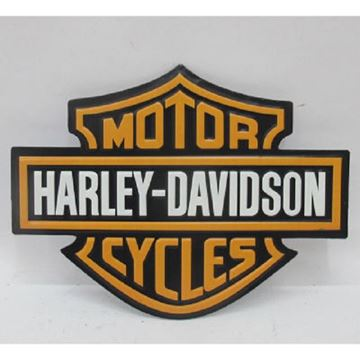 Picture of Harley davidson sign