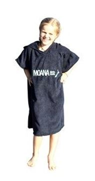 Picture of Towel hoodie kids white logo