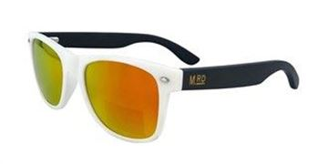 Picture of Sunnies white w/reflect lens