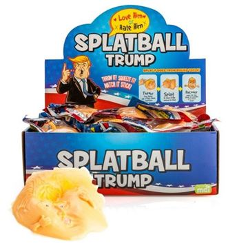 Picture of Splat ball donald