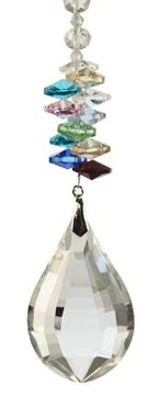 Picture of Teardrop crystal