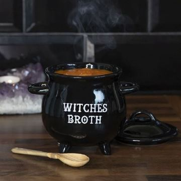 Picture of Witches broth cauldron soup