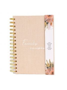 Picture of Flourish family recipe journal