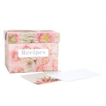 Picture of Flourish recipe box