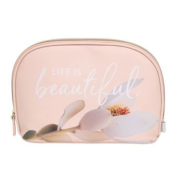 Picture of Flourish large cosmetic bag