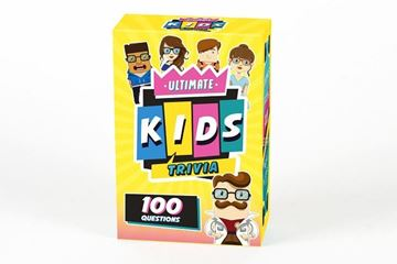 Picture of Kids trivia