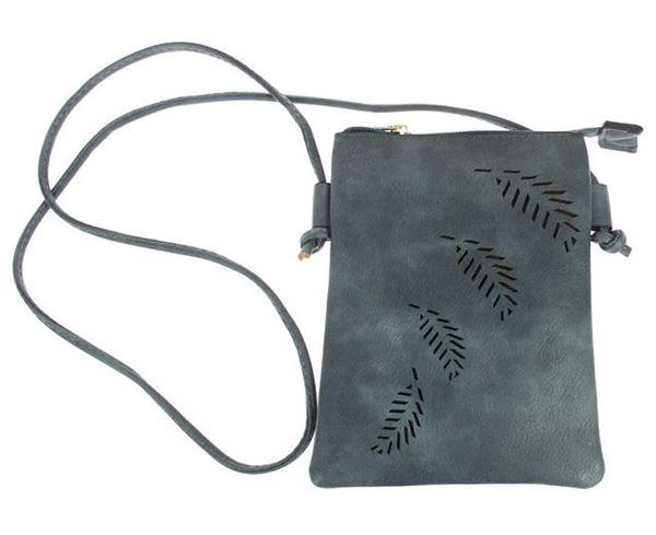 Picture of Denim fern bag