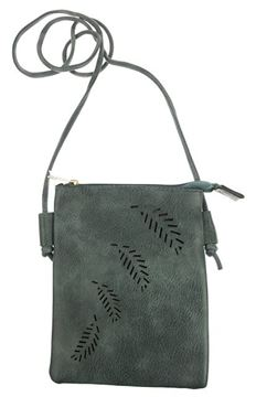 Picture of Navy fern bag